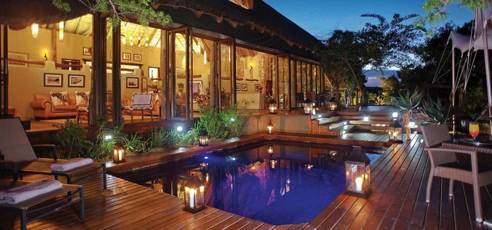 Bayethe Tented Lodge Deck