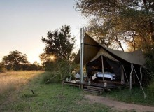Plains Camp Exterior Tent 3